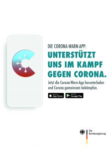 INFORMATION ZUR CORONA-PANDEMIE